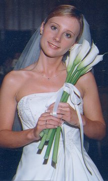 A Lovely Bride on her special day